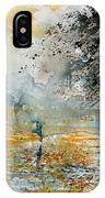 Watercolor  261006 IPhone Case
