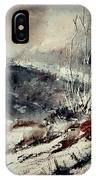 Watercolor  281207 IPhone Case