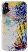 Watercolor 902081 IPhone Case