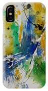 Watercolor  902180 IPhone Case