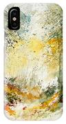Watercolor  908021 IPhone X Case