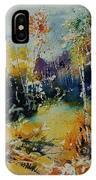 Watercolor  909052 IPhone Case