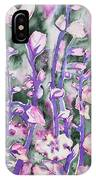 Watercolor - Cherry Blossoms IPhone Case