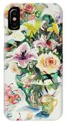 Watercolor Series 1 IPhone Case