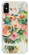 Watercolor Series 13 IPhone Case