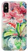 Watercolor Series 139 IPhone Case