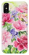 Watercolor Series 153 IPhone Case