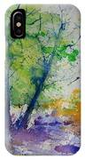 Watercolor Spring 2016 IPhone Case