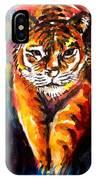 Watercolor Tiger IPhone Case