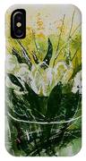 Watercolor Tulips IPhone Case