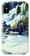 Watercolor_3517 IPhone Case