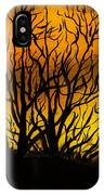 Watercolour Sunset IPhone Case