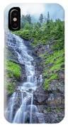 Waterfall Below The Garden Wall IPhone Case