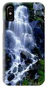 Waterfall Flowing And Ebbing IPhone Case