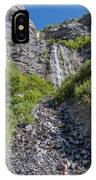 Waterfall Love IPhone Case