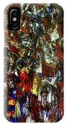 Waterfall Of Wishes In Red IPhone Case