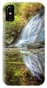 Waterfall Reflections IPhone Case