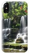 Waterfalls IPhone Case
