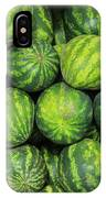 Watermelons At The Market IPhone Case