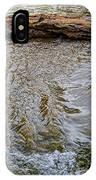 Watermovementstudy 1.1 IPhone Case