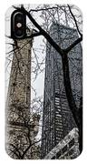 Watertower Chicago IPhone Case