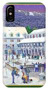 Waterville Valley At Wintertime IPhone Case