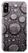 Watery Beads IPhone Case