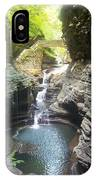 Watkins Glen State Park IPhone Case