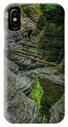 Watkins Glen State Park New York_dsc9599_16 IPhone Case