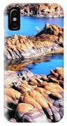 Watson Lake At Prescott Az IPhone Case