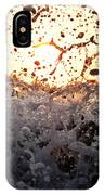 Wave Approaching IPhone Case