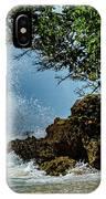 Wave Crashing Punta Cana IPhone Case
