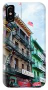 Waverly Place Panorama IPhone Case
