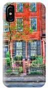 Waverly Place Townhomes IPhone Case