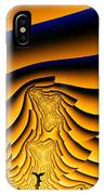 Waves Of Grain IPhone Case
