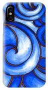 Waves Of Mercy IPhone Case