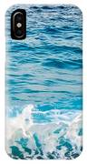 Waves Of Nice France IPhone Case