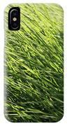 Waving Grass IPhone Case
