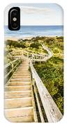 Way To Neck Beach IPhone Case