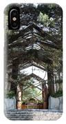 Wayfarers Chapel IPhone Case