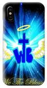 We The Blessed IPhone Case