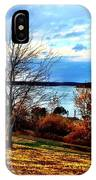 Wealth Of The Autumn Season IPhone X Case