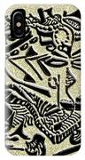 Weathered Bedu  IPhone Case