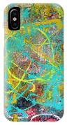 Web Of The Spider IPhone Case