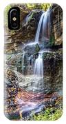 Webwood Falls IPhone Case