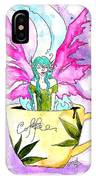 Weed Fairy Naptime IPhone Case