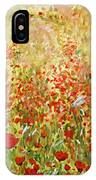 Weeds IPhone Case