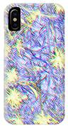 Beauty Among Weeds IPhone Case