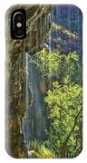 Weeping Rock - Zion Canyon IPhone X Case