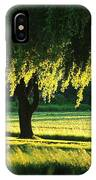 Weeping Willows IPhone Case